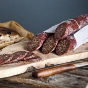 Unsere leckeren Salamis sind in 3 Sorten erhältlich