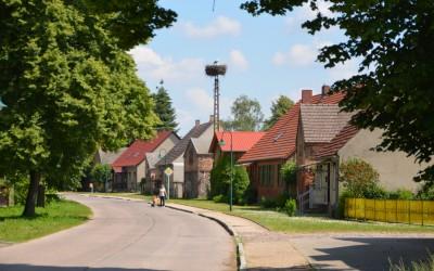 Brodowin Dorfstraße