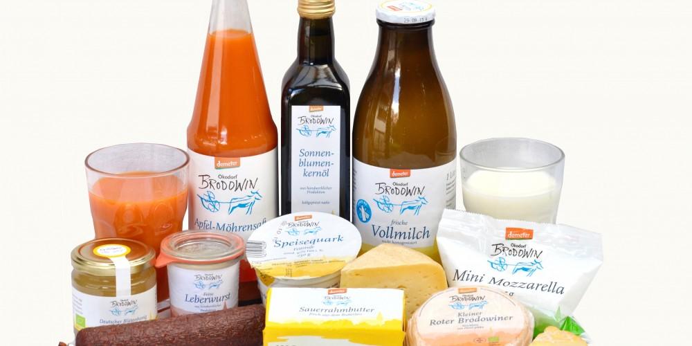 Brodowiner Produkte
