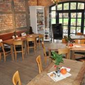 Unser Klostercafé hat seit 2013 geöffnet