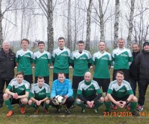 Das Ökodorf Brodowin ist Sponsor der örtlichen Fußballmannschaft