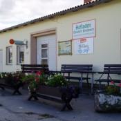 Die ehemalige Milchküche wird 1993 zum Hofladen umgebaut