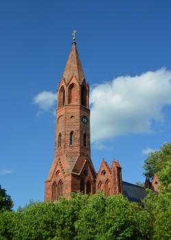 Kirchturm Brodowin