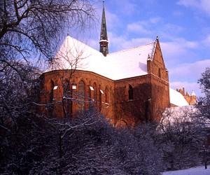 Kloster Chorin, ein herausragendes Bauwerk deutscher Backsteingotik