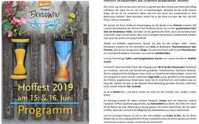 Programm 2019