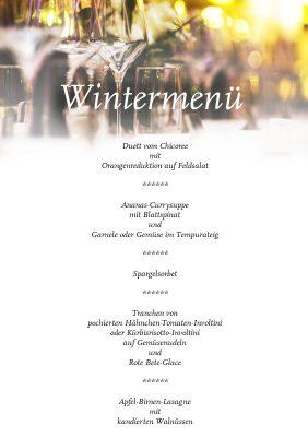 Wintermenü