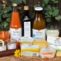 Mehr als nur Händler - in Brodowin werden über 80 verschiedene Produkte erzeugt