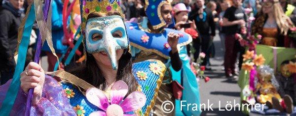 Karneval der Kulturen - (c) Frank Löhmer