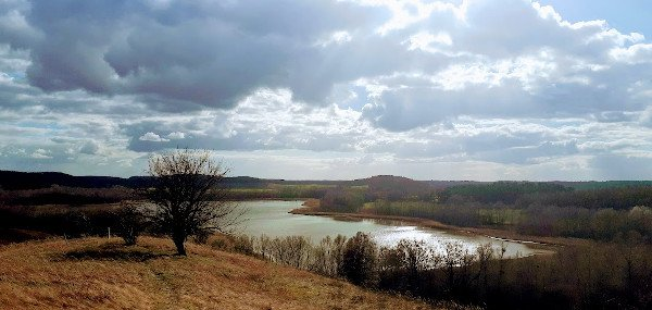 Brodowiner Landschaft
