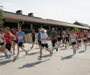 Findet jeden Sommer statt: Der Brodowiner Naturlauf